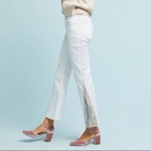 """Anthropologie """"Pilcro and the Letterpress"""" Jeans"""